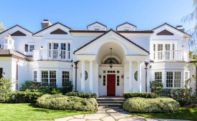 Jennifer Garner's Temporary New Pad Is a $13.86 Million Pacific Palisades Mansion